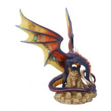 KHAMSEEN DRAGON FIGURINE